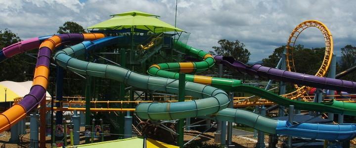 3 parcs aquatiques à découvrir à Gold Coast en Australie