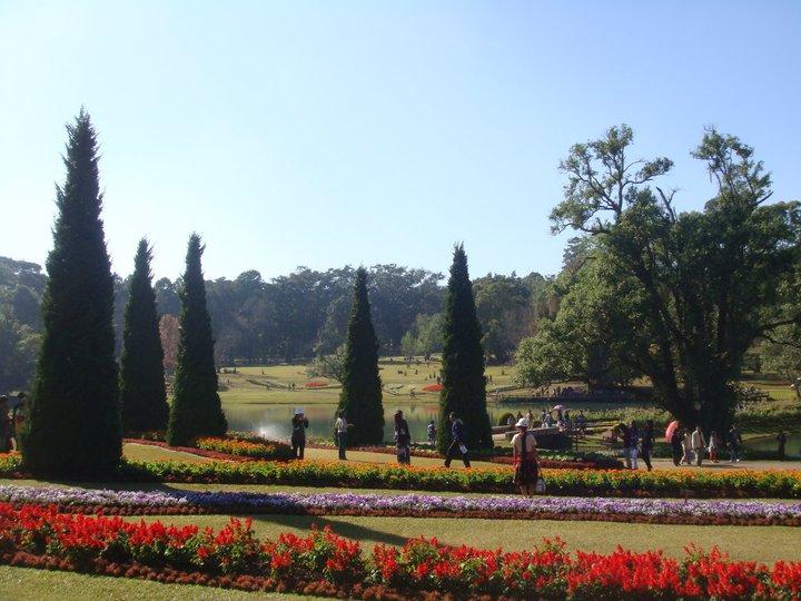 Pyin Oo Lwin - jardin botanique