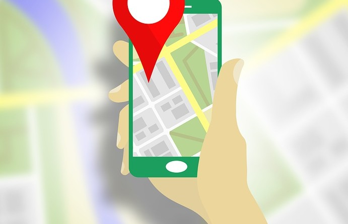 Technologie - smartphone géolocalisation