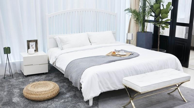 Solution de rangements et d co d une chambre coucher for Agencement chambre a coucher