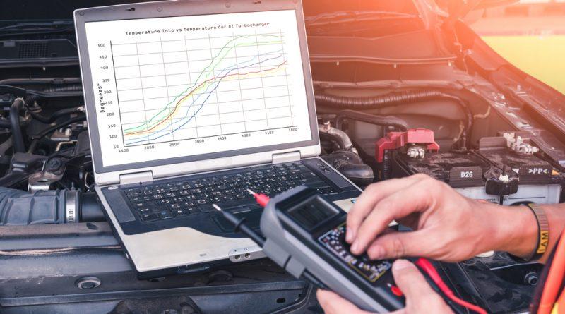Procédures de diagnostic électronique de voiture